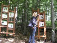Naturpark Ucka - Lehrpfad Plas