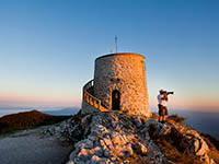 Wandern in der Kvarner Bucht, Kroatien