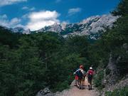 Wandern Trekking Dalmatien