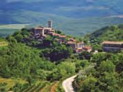 Wandern Trekking Istrien