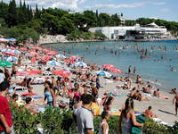 Stadtstrand Bacvice - Split