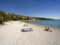Strand Maslinica - Rabac