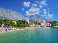 Strand Nikolina - Baska Voda