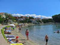 Strand Padova - Insel Rab
