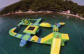 Rutschen & Sprungmöglichkeiten - Aquapark Soline