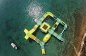 Luftaufnahme - Aquapark Soline
