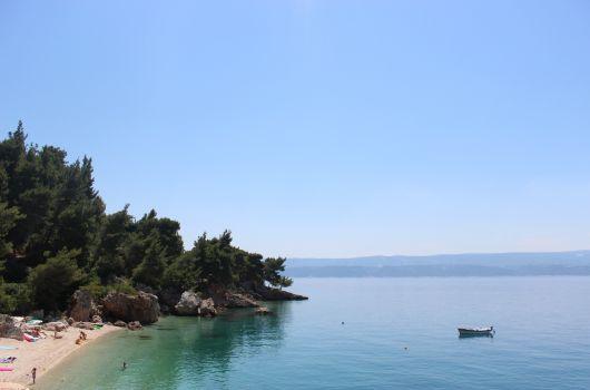 Strand Mala Luka - Omis Riviera