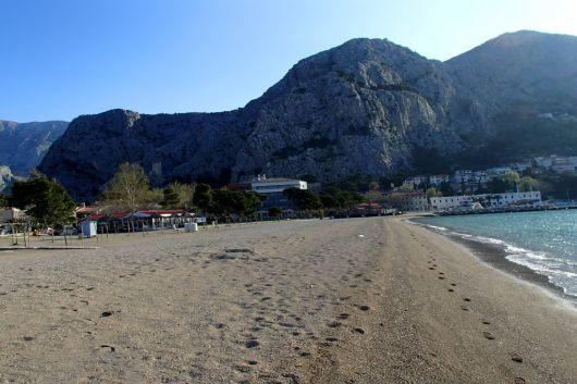 Velika Plaza Omis