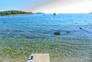 Strand Sepurine - Glasklares Meer