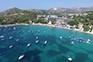 Strand Srebreno - Boote & Aquapark