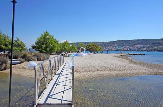 Trogir - Strand Pantana