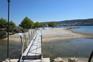 Strand Pantana, Steg