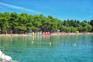 Schwimmbereich Strand Imperial
