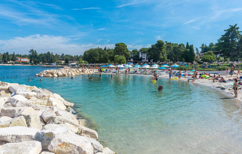Strand kroatien fkk porec FKK Solaris