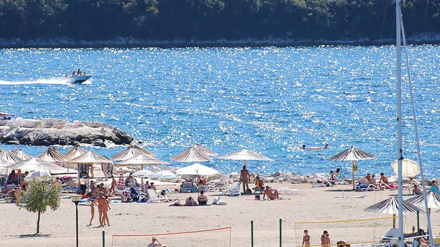 Strand rovinj fkk Valalta FKK