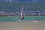 Windsurfing, Strand Meline