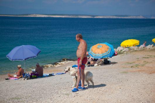 Hundestrand Punta Sila - Silo