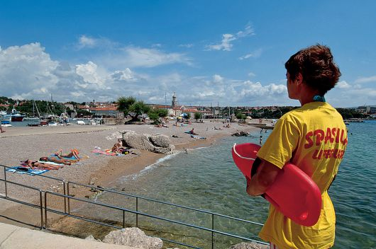 Strand Porporela