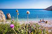 Einsamer Strand, Stara Baska