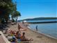 Sonnenliegen - Strand Matici in Banjol