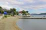 Sand & Kieselsteine, Strand Petrac