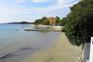 Strand Petrac - Steg für Boote