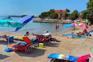 Sonnenbaden Strand Petrac
