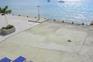 Dusche & Badeplateau - Strand Petrac