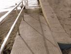 Strand Grci - Barrierefreier Zugang