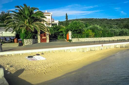 Barbat - Strand Vodenca