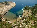 Luftaufnahme - Strand Veli Mel - Lopar