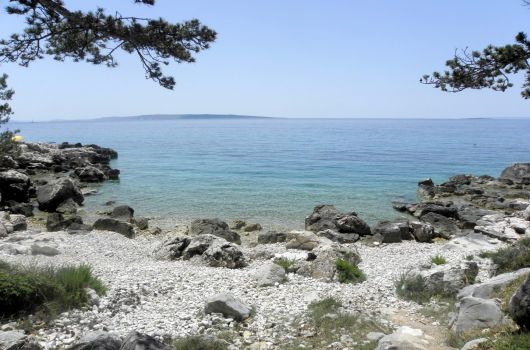 FKK Strand Kandalora - Insel Rab