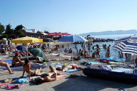 Skver Strand Senj