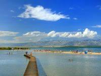 Strand Kraljicina - Nin (Foto: Boris Kacan)