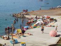Strand Skver - Senj
