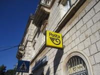 Postamt und öffentliche Telefonzellen in Kroatien
