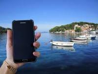 Handy telefonieren in Kroatien