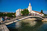 Beliebter Urlaubsort Crikvenica