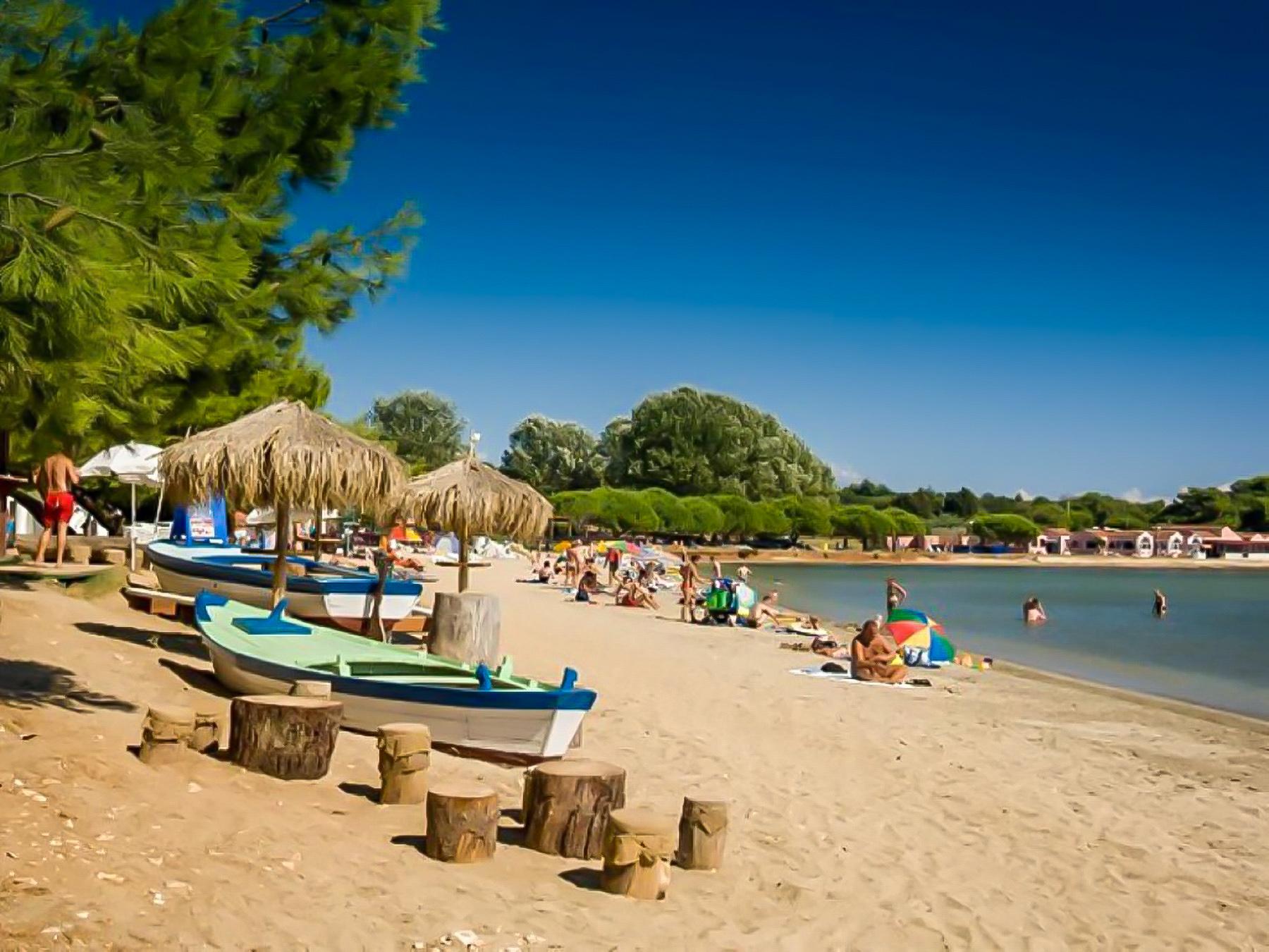 Die Top Sandstrande In Kroatien Sandstrand In Kroatien