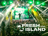 Fresh Island @ Aquarius Club, Zrce