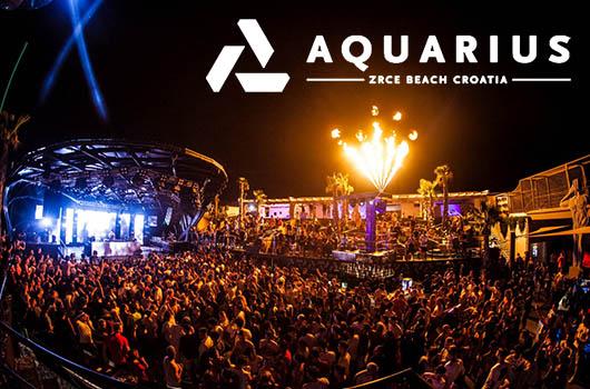 Aquarius Club, Zrce - Insel Pag, Kroatien