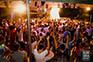 Tanzfläche Aurora Club