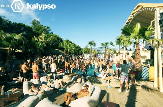 Club Kalypso in Zrce, Novalja