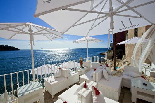 Valentino - Cocktail & Champagner Bar - Rovinj, Istrien, Kroatien