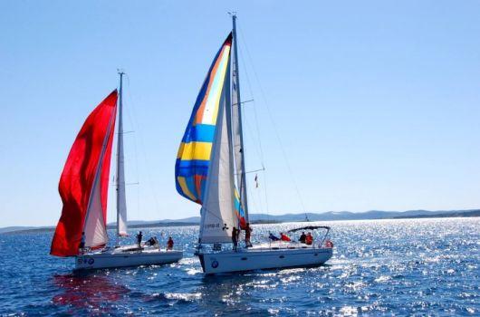 Biograd Boat Show - Segelboote