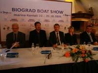 Biograd Boat Show - Konferenz