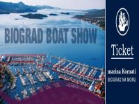 Biograd Boat Show - Ticket