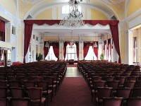 Cristal Salle im Hotel Kvarner