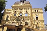 Das Opernhaus von Opatja