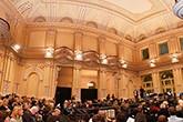 Der Saal vom Opernhaus